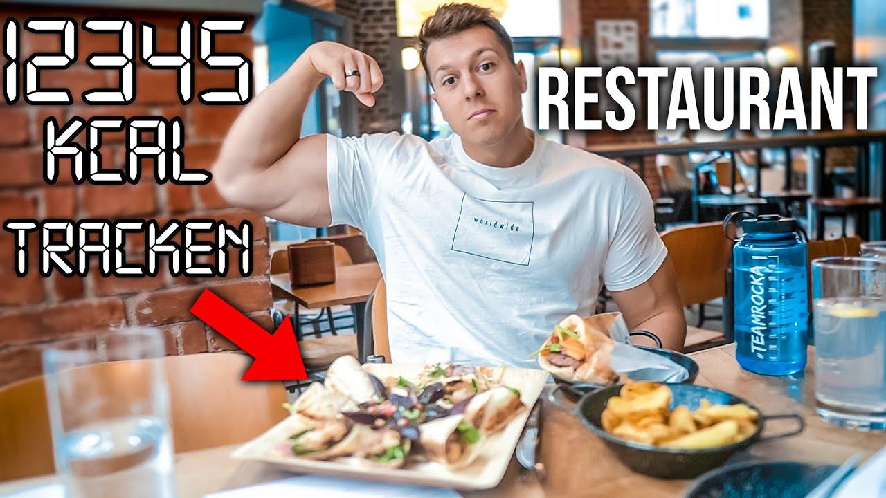 Kcal tracken in Restaurants!🍔🍟 So wirds gemacht!