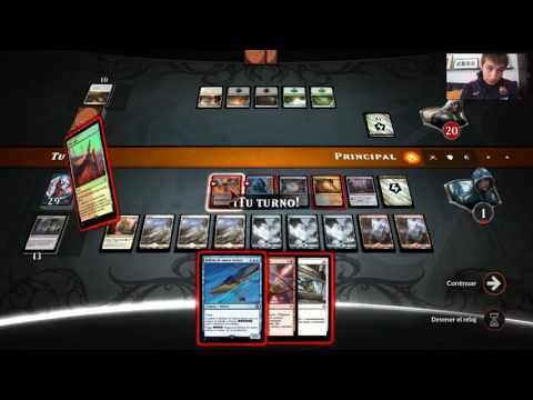 magic duels español aether revolt mazo energy! práctico