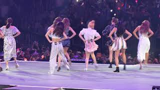 190811 kcon la 2018 twice - dance the night away