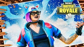Drawing Fortnite Battle Royale - Lynx New Legendary Skin Season 7 / Fortnite Lince Drawings