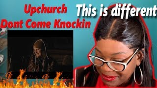 "Mom reacts to Upchurch - ""Dont Come Knockin"" (OFFICIAL MUSIC VIDEO) 