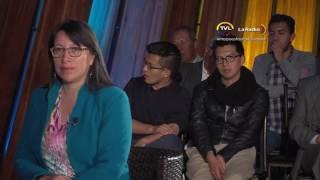Debate Candidatos Solanda Goyes y René Caza