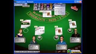 Hoyle Casino 5 (2000) - Blackjack 01[720p]