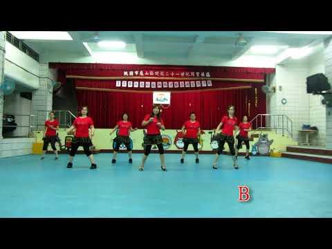 Despacito - Line Dance (by Roosamekto Mamek ULD Bekasi)
