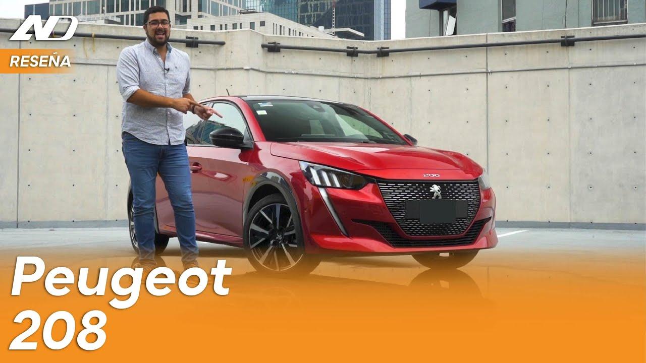 Peugeot 208 - Pensando fuera de la caja | Reseña