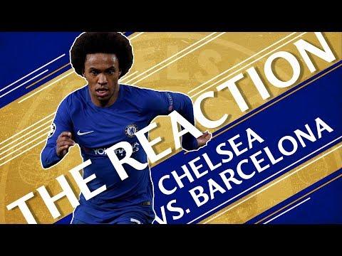 Chelsea 1-1 Barcelona   World Class Willian & Chelsea Legends Gudjohnsen & Ballack On Barca Tactics
