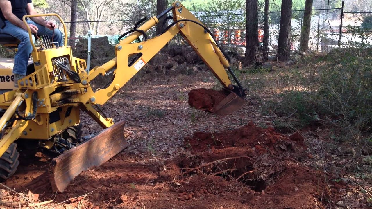 2007 Vermeer RT450 Trencher w/ Backhoe 4x4x4 6-way blade, Side Shift, 784  hrs