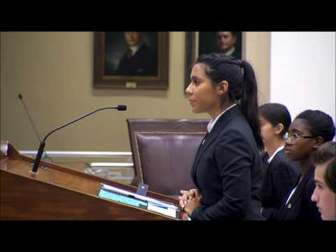 2017 High School Moot Court Competition