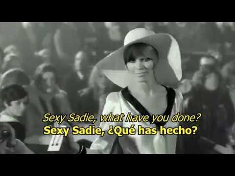 The beatles sexy sadie chords