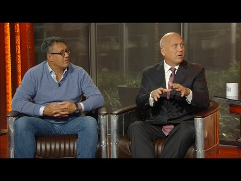 HOFer Cal Ripken JR. & MLB on TBS Analys Ron Darling Join The RE Show in Studio - 10/9/15
