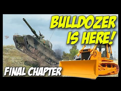 ► BULLDOZER IS HERE! - Road To WZ-132-1 - World of Tanks WZ-132-1 Gameplay thumbnail