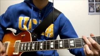 One Direction One Thing Guitar Cover How to play TAB