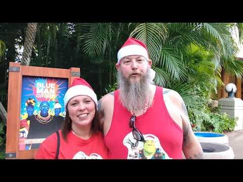 Mr & Mrs Claus en Universal