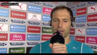 Arsenal goalkeeper Petr Cech happy to repay club with MOTM display v Liverpool after nightmare debut