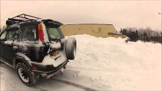Video Lifted Crv's Playing in Snow download MP3, 3GP, MP4, WEBM, AVI, FLV Juli 2018