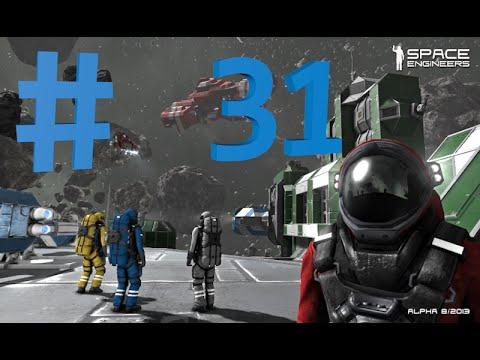 [SPACE ENGINEERS] Épisode 31 : SA MARCHE PAS BORDEL ! En FR et HD