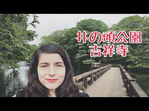Inokashira Park in Kichijoji, Japan | 井の頭公園