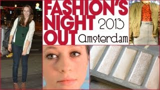 Get Ready With Me: A night out in Amsterdam Thumbnail