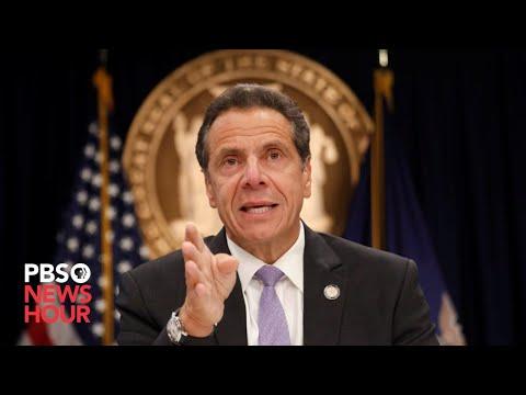 WATCH LIVE: New York Governor Andrew Cuomo gives coronavirus update -- June 18, 2020