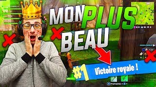 FORTNITE | MAGNIFIQUE TOP 1 SUR FORTNITE AVEC LA SQUAD | Battle Royale