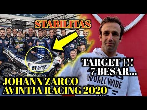 FINISH 7 BESAR!! Target Johann Zarco Bersama Avintia Racing Motogp 2020