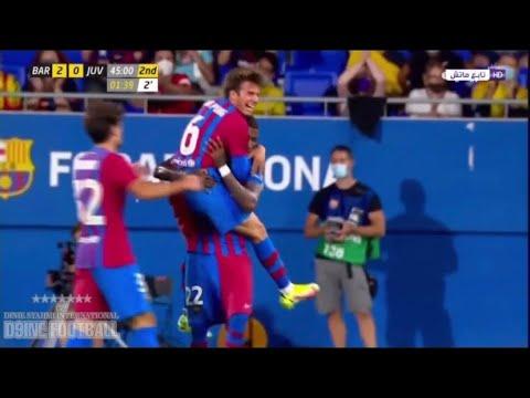 Barcelona 3 Juventus 0 LIVE REACTION: Depay and Braithwaite ...