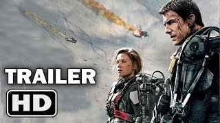 Video EDGE OF TOMORROW Trailer [Tom Cruise - Emily Blunt - 2014 download MP3, 3GP, MP4, WEBM, AVI, FLV September 2018