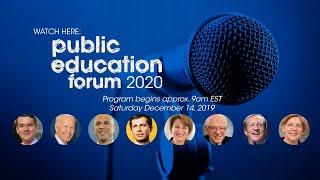 Public Education Forum 2020