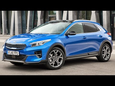 2020 Kia XCeed - SUV Practicality With Engaging Handling Of A Hatchback