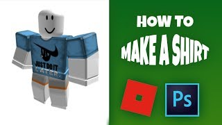 How To Make A Nice Roblox Shirt (PHOTOSHOP)