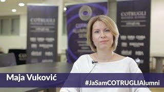 #JaSamCOTRUGLIAlumni: Maja Vuković