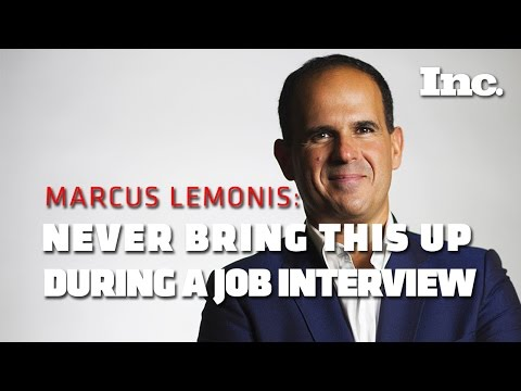 What Marcus Lemonis Doesn't Want to Hear During an Interview | Inc. Magazine