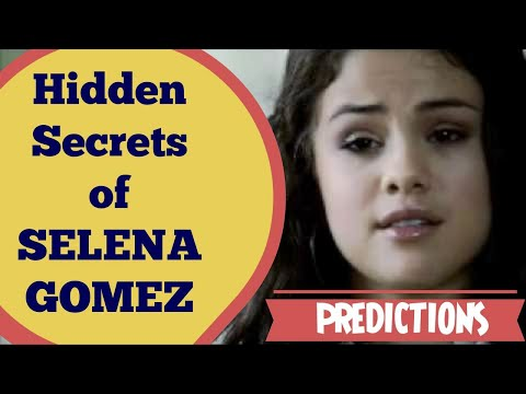 TRUTH BEHIND SELENA GOMEZ SUCCESS,LOVE AND FUTURE PREDICTIONS