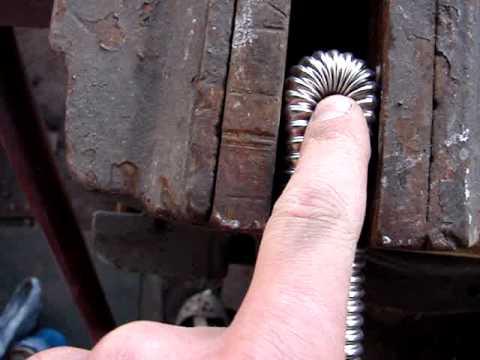 Нержавеющая гофрированная труба - гибкий трубопровод