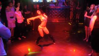 SONYA DANCE/SHOW MIX/lounge cafe «THE HOUSE»/KIROV