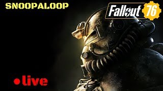 Fallout 76 (Live Stream) Serving Up Some Bitch Lasagna