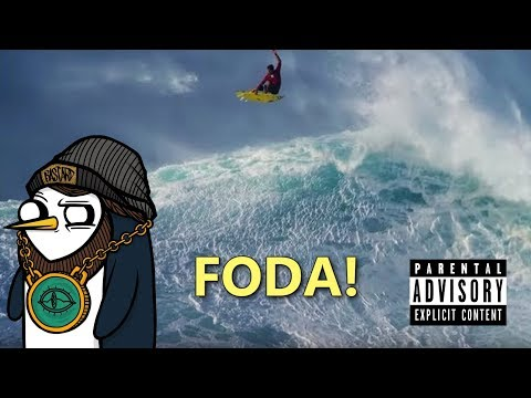 KAI LENNY É FODA! - Air at Jaws