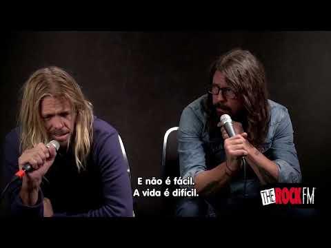 Dave e Taylor falam sobre Chris Cornell e Chester Bennington Legendado