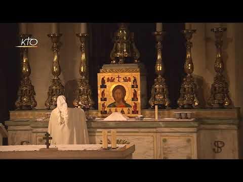 Vêpres et messe du 11 novembre 2017