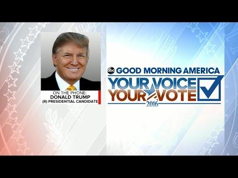 Donald Trump Addresses Potential Ted Cruz Lawsuit
