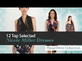 12 Top Selected Nicole Miller Dresses Floral Print Collection