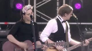 Of Monsters and Men - Mountain Sound @ Lollapalooza Chile 2013