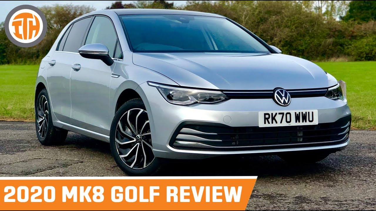 VW Golf Mk8 2020 Review, is the style really better?