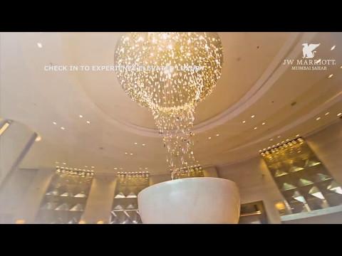 Welcome to JW Marriott Mumbai Sahar