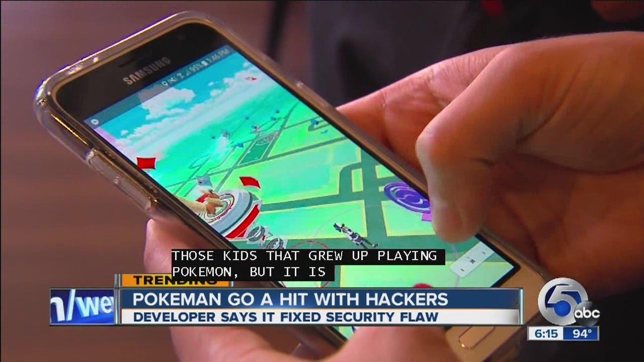 The security risks of Pokémon Go, explained | PolitiFact Ohio