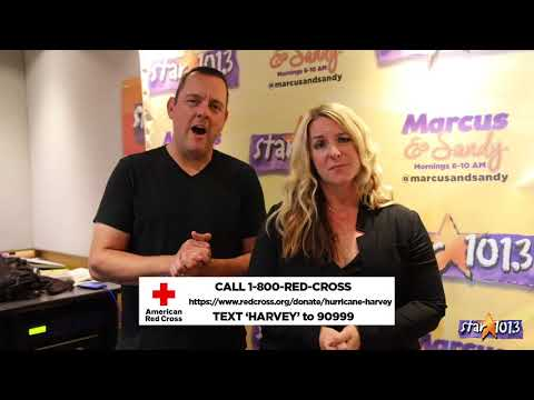 Star 101 3 Wants You To Donate To The Red Cross!