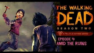 The Walking Dead: Amid the Ruins (Season 2, Episode 4) Game Movie 1080p HD