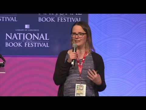 Raina Telgemeier: 2016 National Book Festival