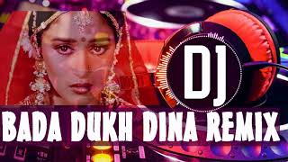 Dj '' Bada dukh dina tere lakhan ne | Dholki mix | Hindi love songs dj remix 2018