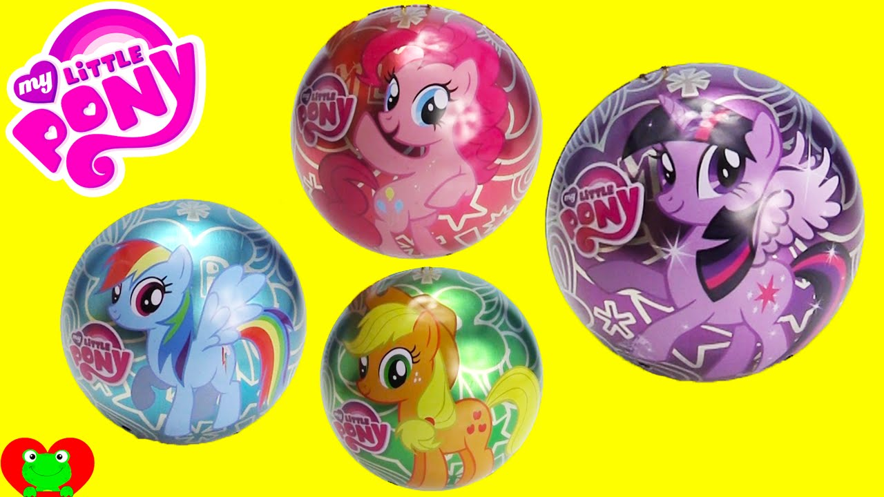 My Little Pony Christmas Ornaments - YouTube